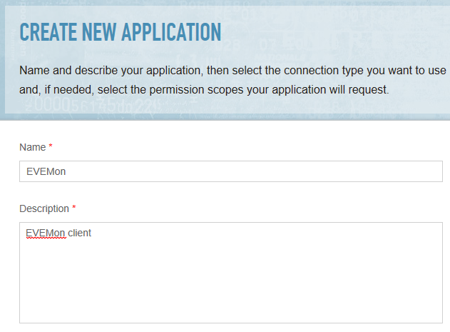 Application Name